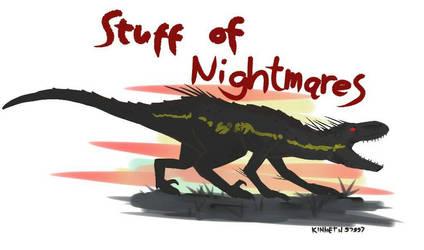 Indoraptor by Kinneth97997