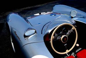 Porsche 550 Spyder by Oldspeed