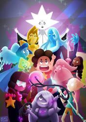 Steven Universe by KuNipiciu