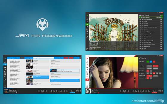 JAM for foobar2000 [Additional Screenshots]