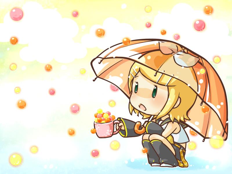 Imagens da Kagamine Rin! ID___PLEASE_See_Description_by_Kagamine___Rin