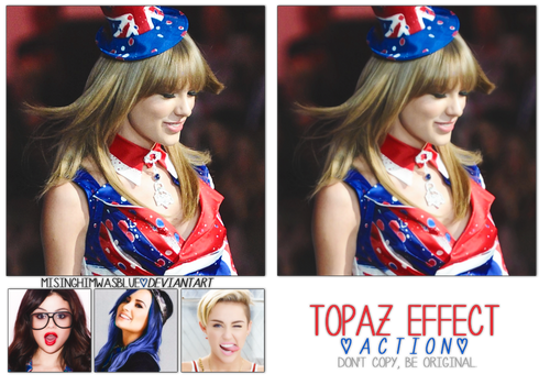 Topaz Effect|ACTION.