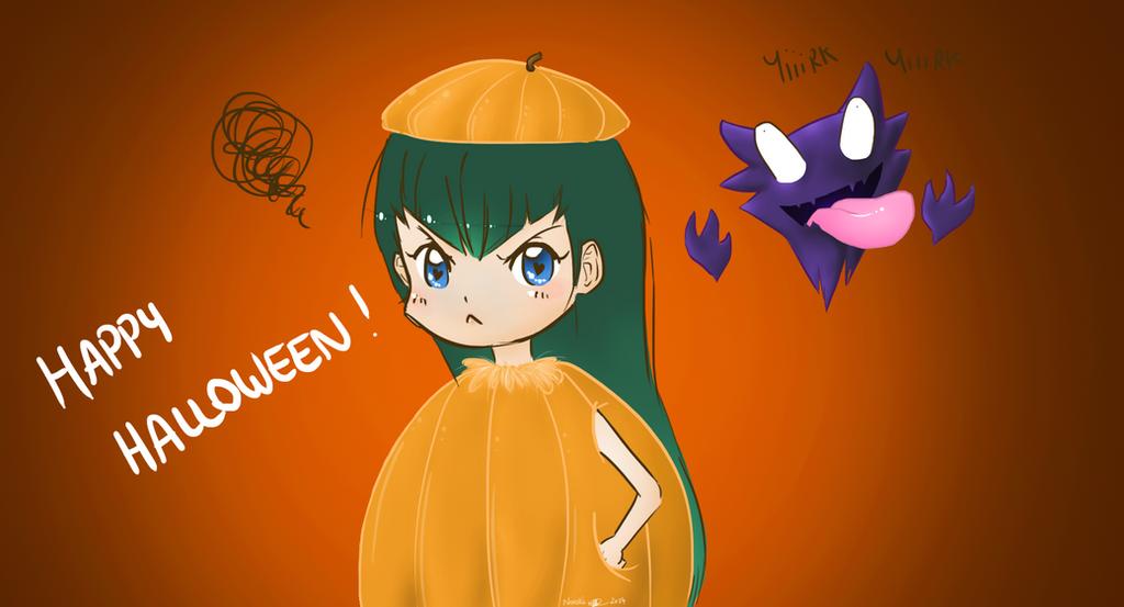 [2014] Happy Halloween! by Phileinia