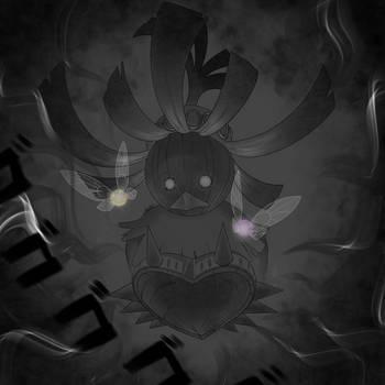 Darkness emanates  by N0XATI