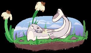[Ranebopets] Frank in lilies