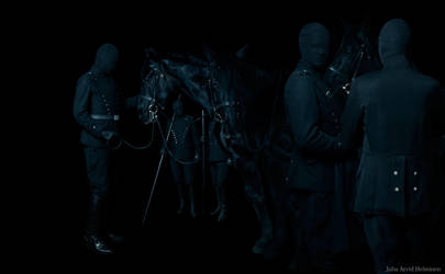 The Imperial Uhlans.
