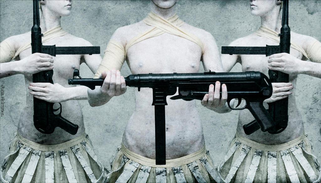 Harlots of WAR by immanuel