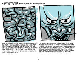 What is Truth? p.01 by mmacklin