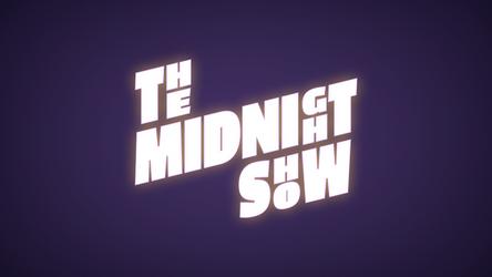 The Midnight Show - logo by mmacklin
