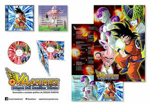 V.A. Animes ~ Dragon Ball Brazilian Tribute
