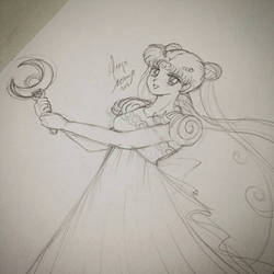 Sailor Moon by DiegoMaryo