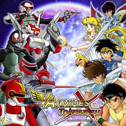 Anime x Tokusatsu  by DiegoMaryo