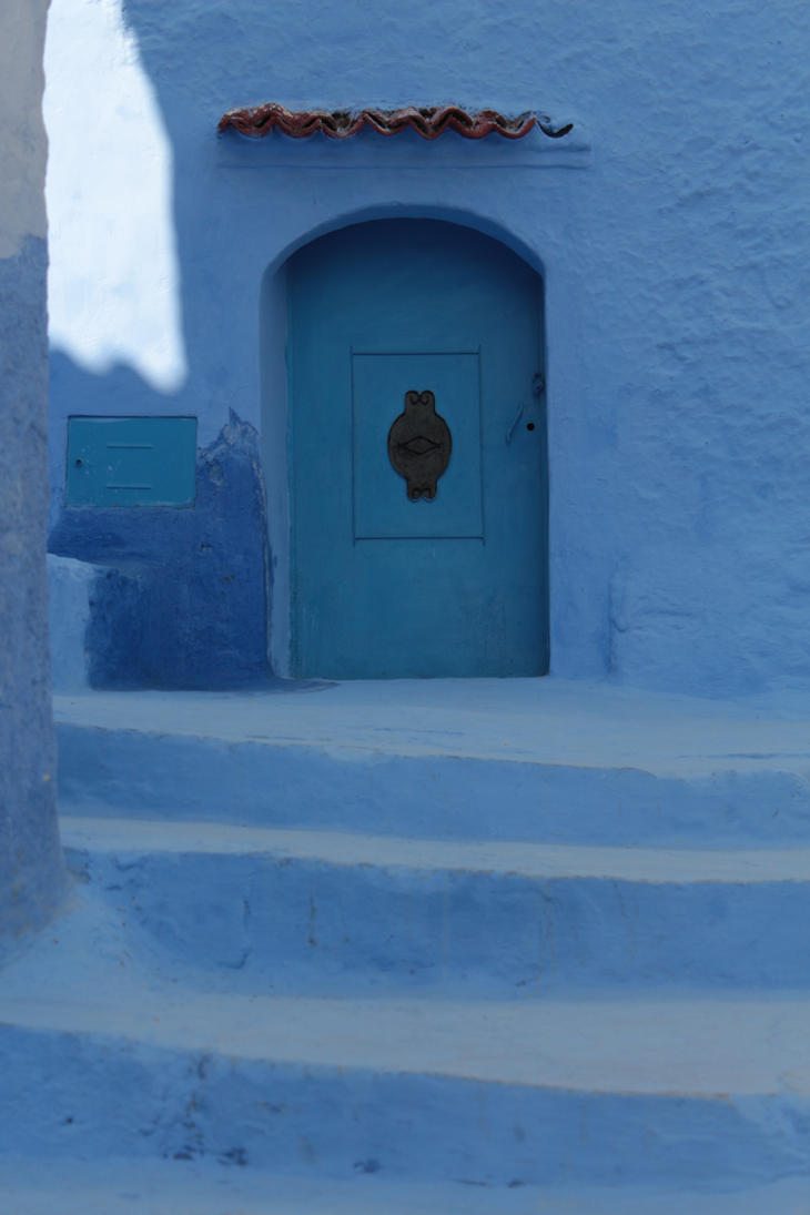 Mystery Door by Cotexspeed