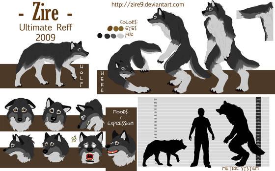 Zire -The ultimate reff- 2009