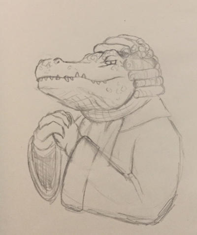 Judge Croc by Zire9
