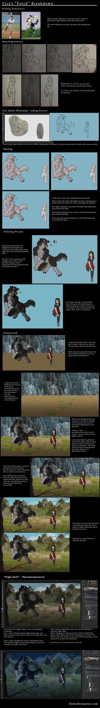Fetch - Tutorial Breakdown by Zire9