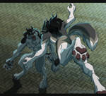 A fight in the pack - pt 1 - Color 1080p by Zire9