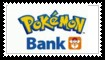 Pokemon Bank Stamp by Hellblaze