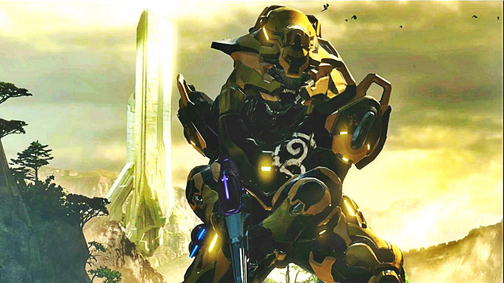 Alei 'Iakan Profile-Post Halo 4 and 5 by Hellblaze