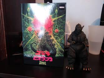 Godzilla NECA 1989