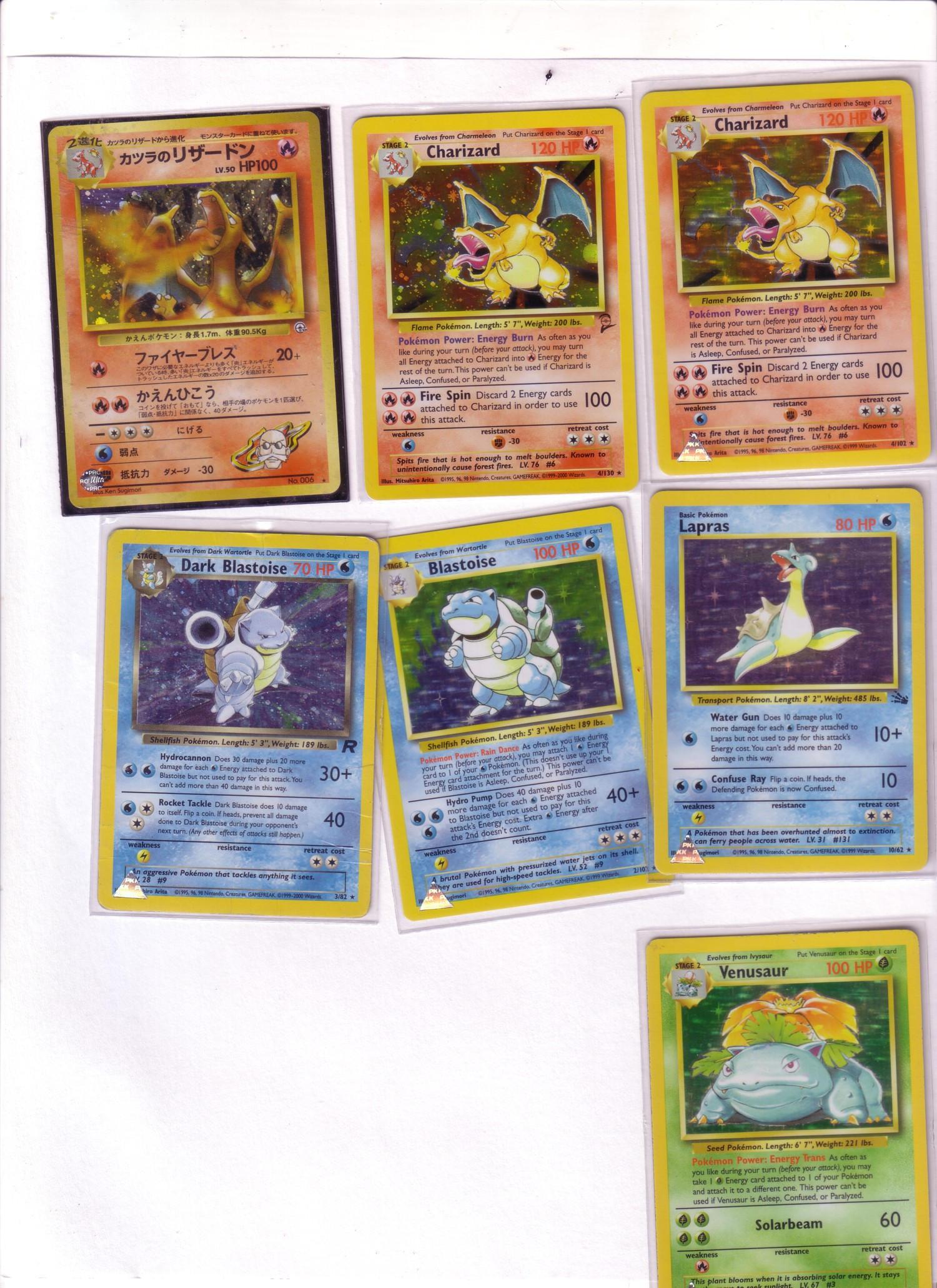 rare pokemon cards worth money - Pokemon Go Search for ...