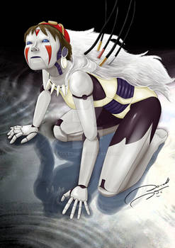 Mononobot Hime