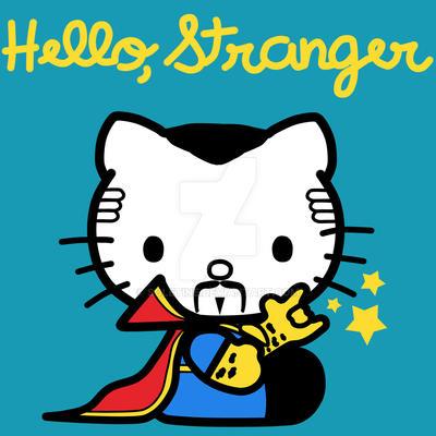 Hello, Stranger by soletine