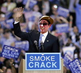 Rucka Rucka Ali For President