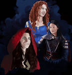 Warrior Women of OUAT