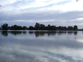 Lake Scene 1 by Drake-Stock