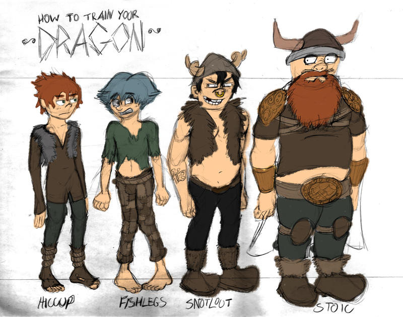 How to train your dragon book cast by dr4wnout on deviantart how to train your dragon book cast by dr4wnout ccuart Image collections