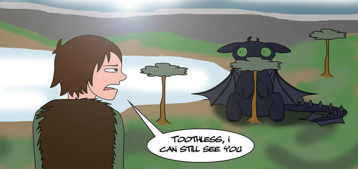 HTTYD - I Can Still See You