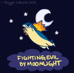 Moonlight Legend Typhlosion by Jesti