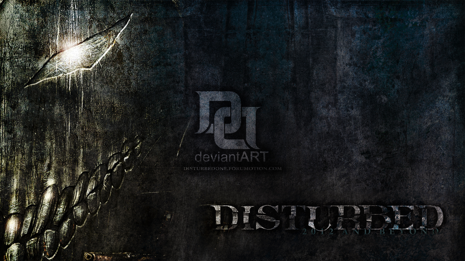 Disturbed - The Collection by morbustelevision2 Disturbed - The Collection  by morbustelevision2