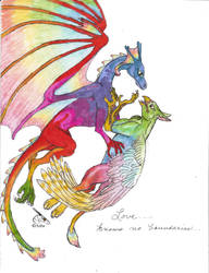 Love knows no.. by asha-dragon