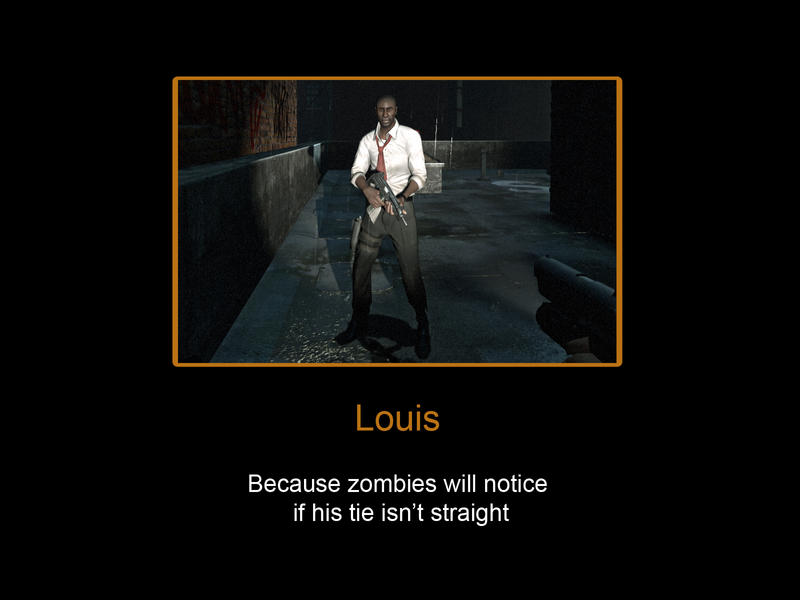 L4D: Louis by Kyuubi-The-Night-Fox