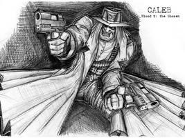 Caleb by BITT3RMAN