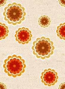 Retro Flowers by Hyony