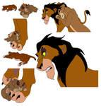 lion bases 6