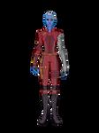 Nebula - Infinity War by Jogodecartas