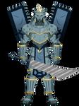 Steel Swordsman
