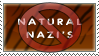 No Natural Nazis by Jeakilo