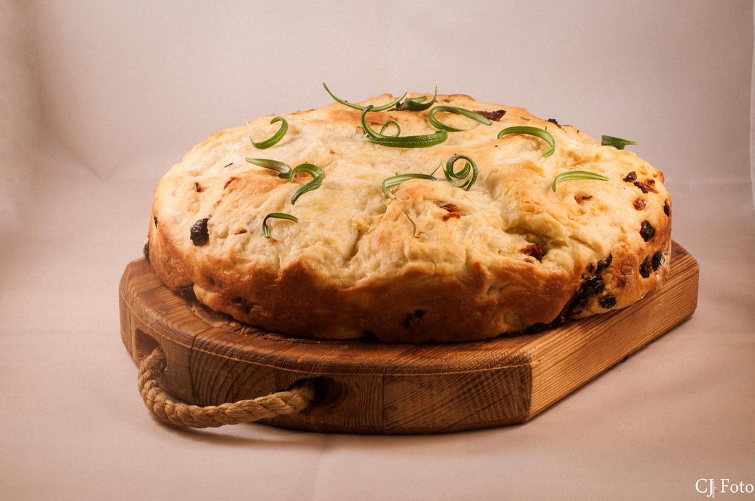Focaccia by CJacobssonFoto