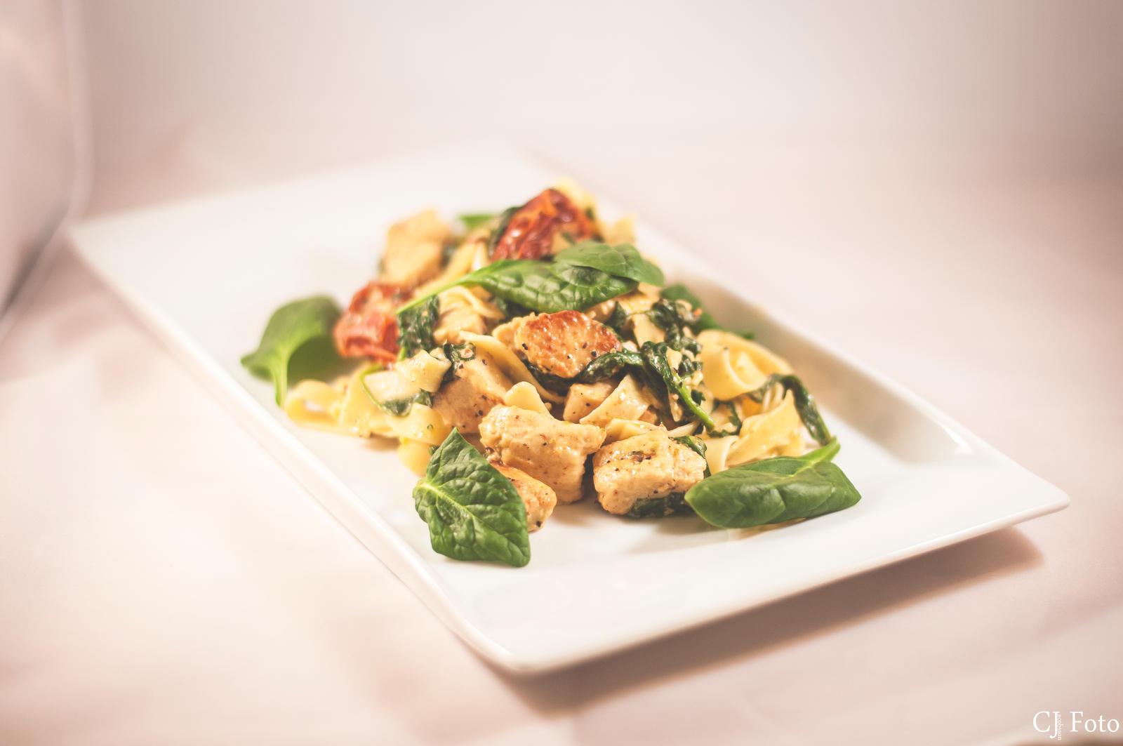 Veggie pasta by CJacobssonFoto