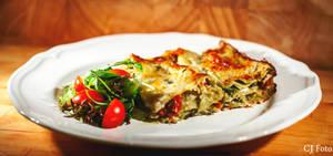 Italian style lasagna by CJacobssonFoto