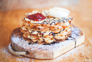 Waffles by CJacobssonFoto