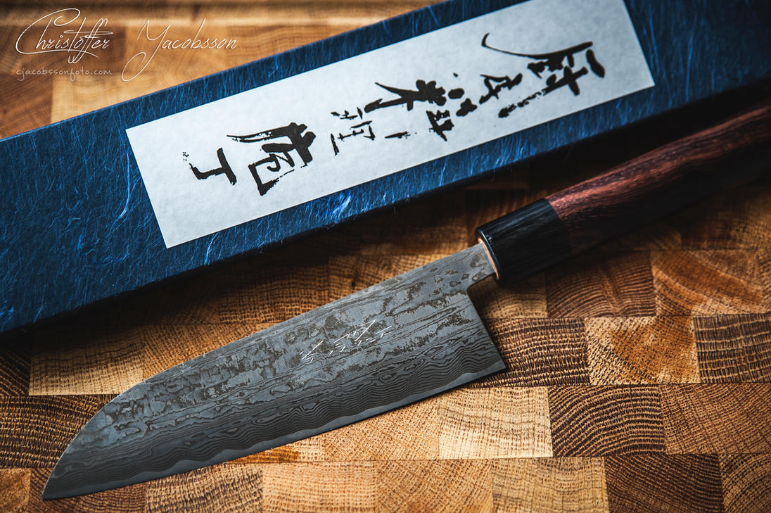Santoku shiro Kamo by CJacobssonFoto