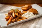 Vegan Tofu n chips by CJacobssonFoto