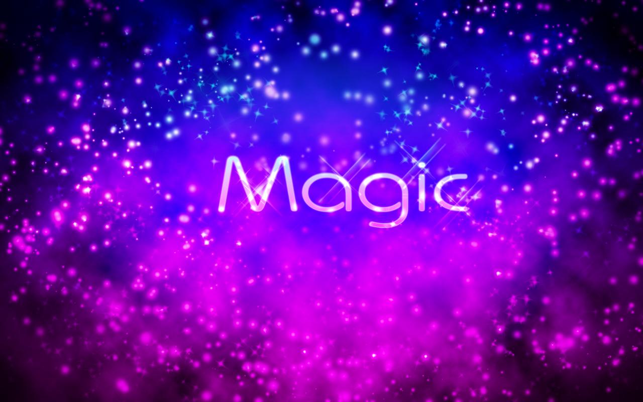 magic wallpaper by 170v3r on deviantart