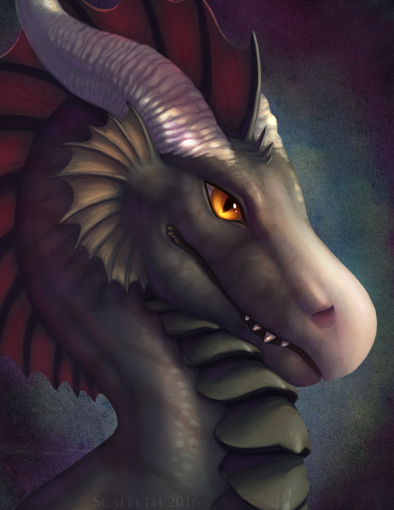 cute snoot by Scaleeth